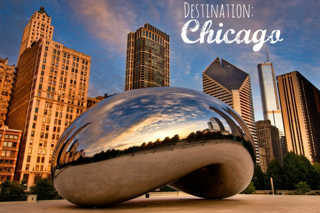 Where is June | Destination: Chicago