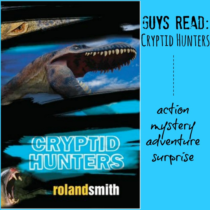 guys read cryptid hunters where is june