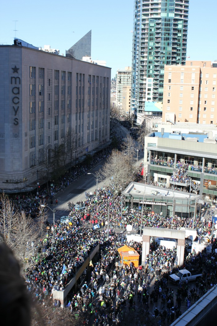 westlake center | victory parade