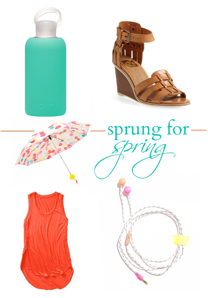 sprung for spring