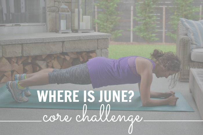 Where is June? Core Challenge