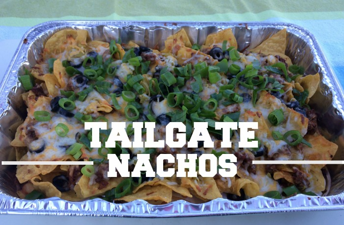 tailgate nachos |WHERE IS JUNE?