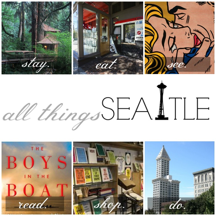 ALL THINGS SEATTLE V.2