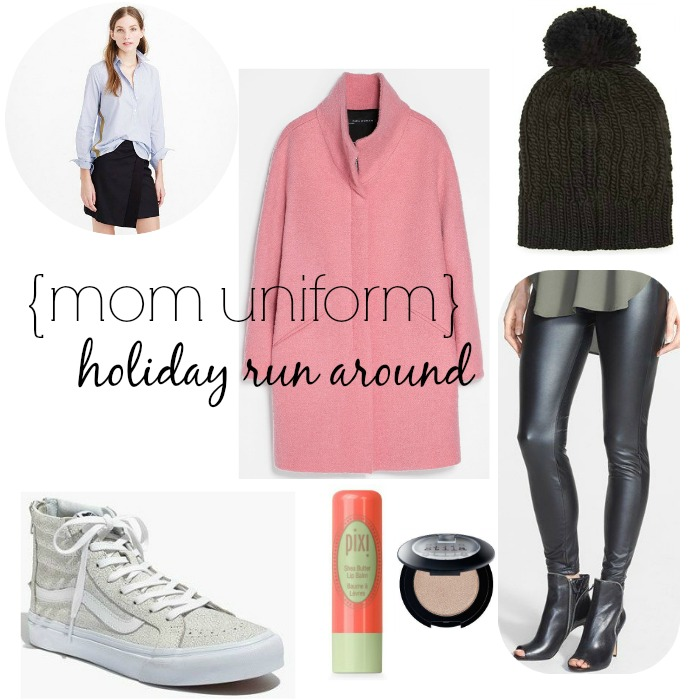 MOM UNIFORM HOLIDAY RUN AROUND