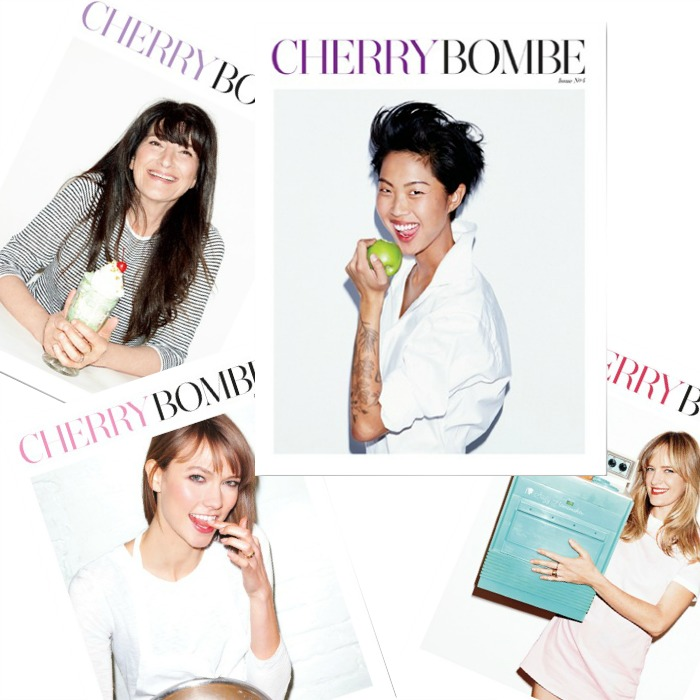 cherry bombe | Where is June?