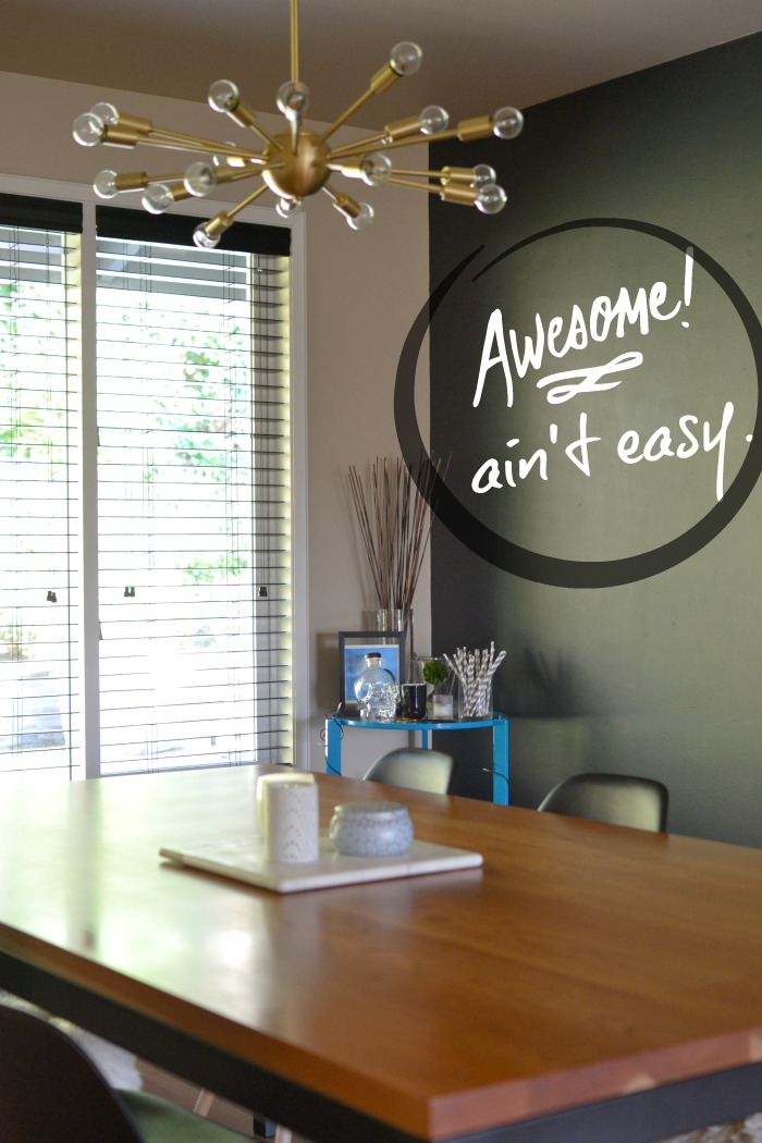 Chalkboard Wall | WHERE IS JUNE?