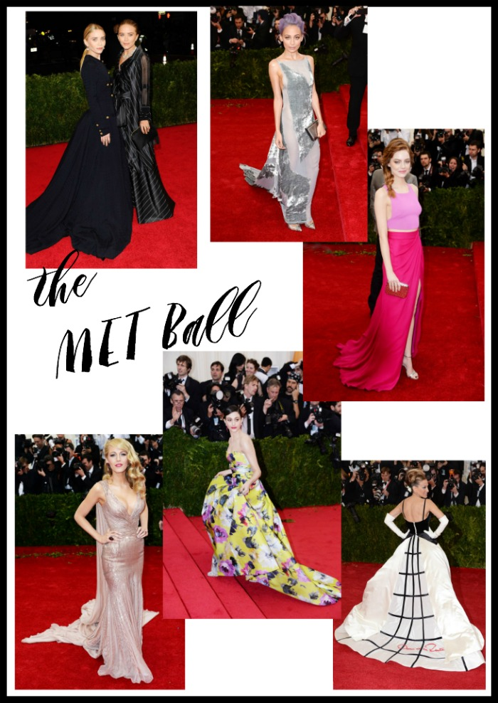 THE MET BALL