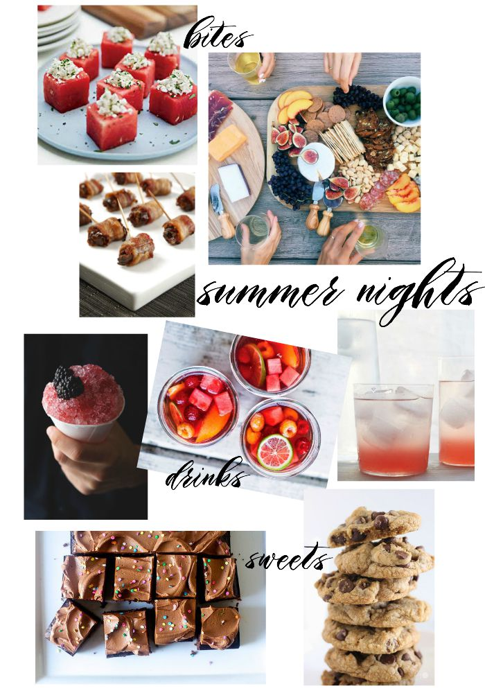 summer nights on the patio | Where is June?