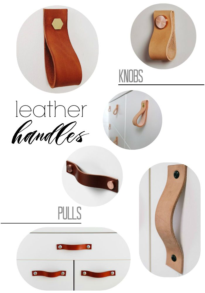 leather handles | Where is June?
