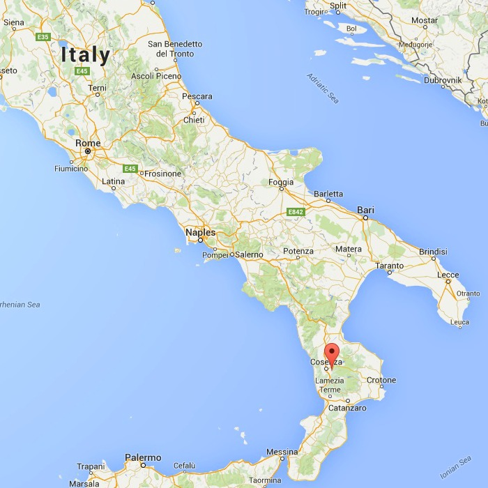 southern italy   Where is June?