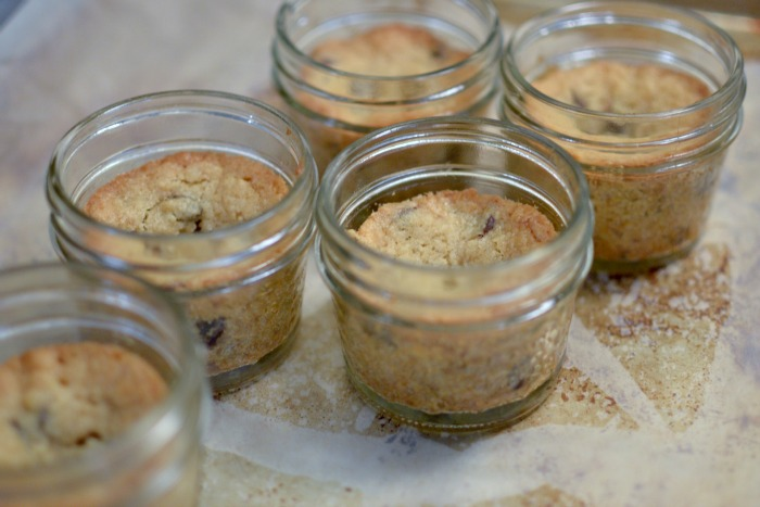 baked chocolate chip cookie jars   Where is June?