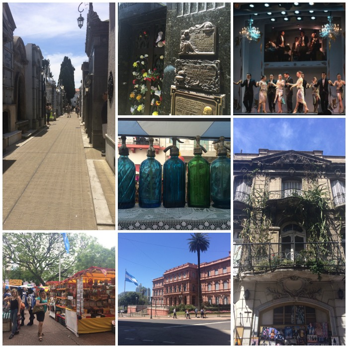 Recoleta, Buenos Aires   Where is June?