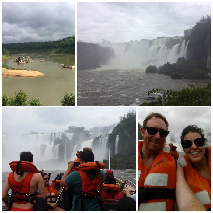 Iguazu Falls, Argentina | Where is June?