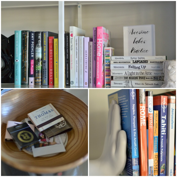 styled books | Where is June?