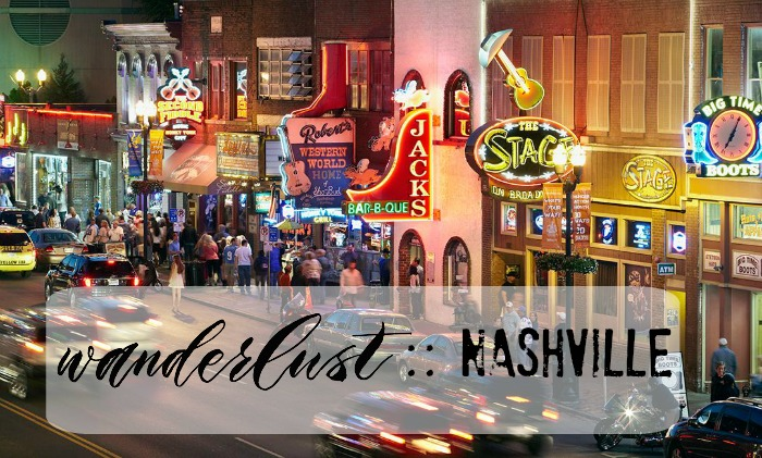 wanderlust nashville | Where is June?