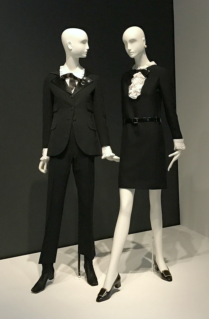 modern suiting